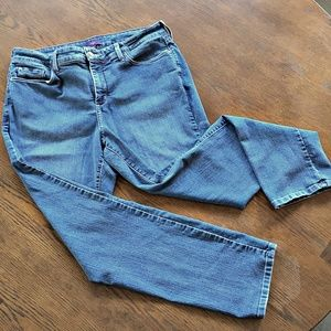 NYDJ Ankle Lift & Tuck Jeans SIZE 16